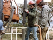 Drilling First Well